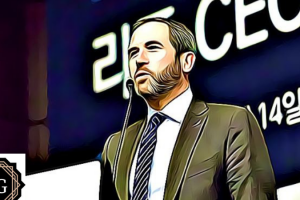 CEO at Ripple (XRP) Brad Garlinghouse