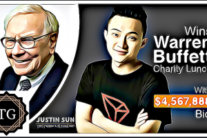 What is So Important about Justin Sun's Confirmed Lunch with Warren Buffet?