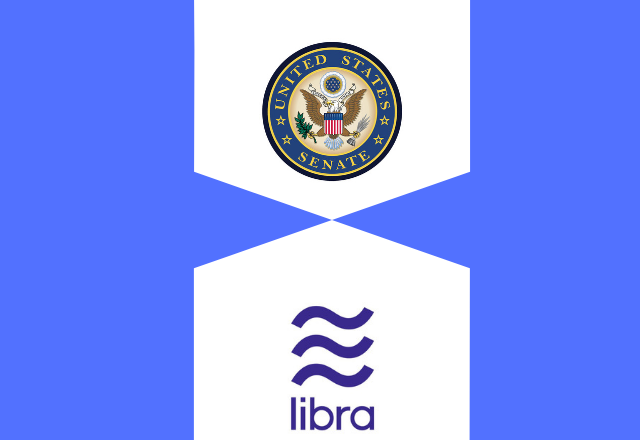 Facebook Libra US Senate