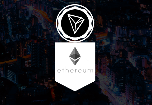 Growth of Tron and Ethereum's Blockchain since Inception. Which Performs Better? Details